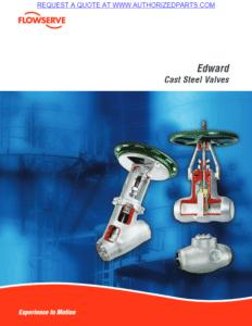 Edward Cast Steel Valves