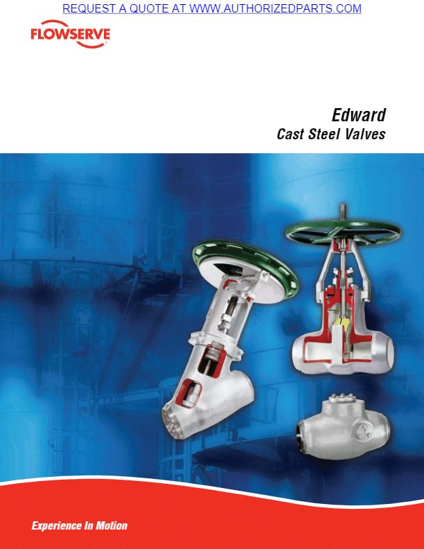 Rockwell Edward Pressure Seal Valves