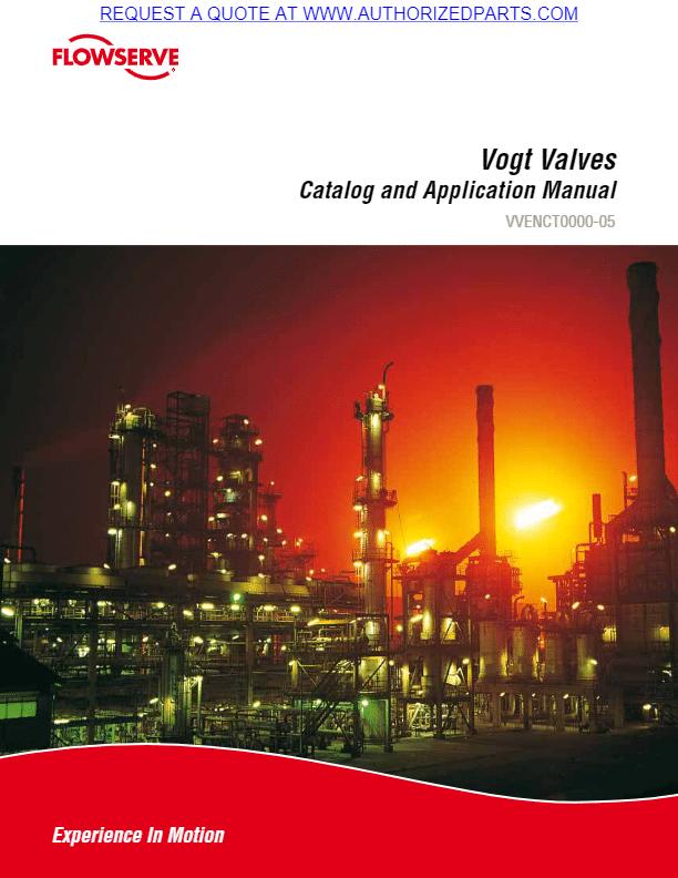 Vogt Catalog